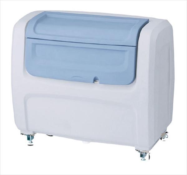 積水テクノ商事東日本 セキスイ ダストボックスDX #800 据置型 DXS8H グレー No.6-1247-0401 KDS8101