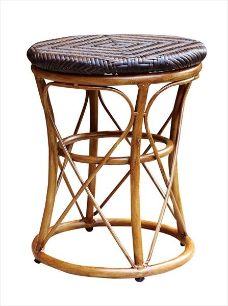 トーダイ PPラタン アルミ椅子 デラックスタイプ CH-551-DX ZIS0501 [7-2377-1601]