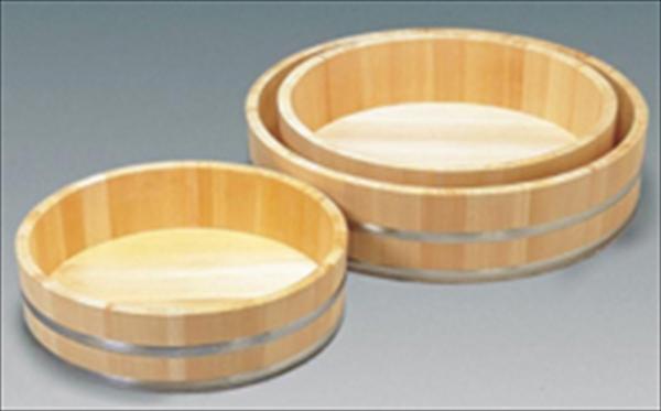 雅うるし工芸 木製ステン箍 飯台(サワラ材) 54cm BHV02054 [7-0504-0301]