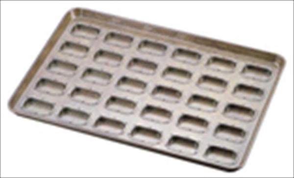 千代田金属工業 シリコン加工 アドミラル型天板 (30ヶ取) No.6-0987-1501 WTV30