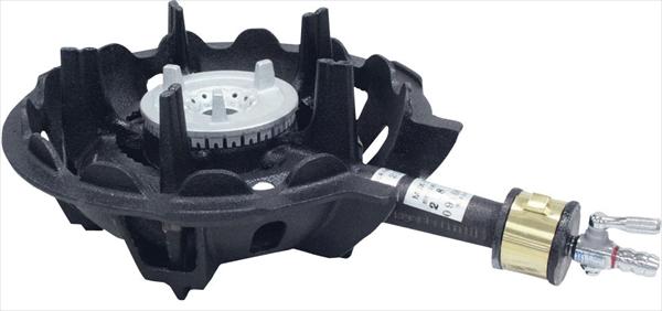 ハイカロリーコンロ 一重型 MDX-108 P無 LPG DBC5501 [7-0676-0801]