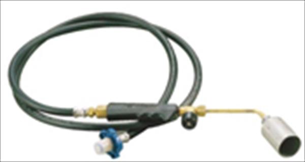 アサヒサンレッド ハンドトーチガスバーナー KB-45-1-2(棒状炎) 6-0688-1101 DTC06