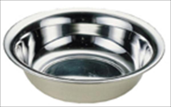 遠藤商事 供え TKG 返品不可 18-0洗面器 ASV02032 7-0244-1502 32