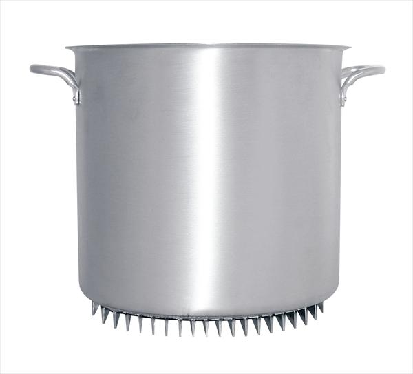 アルミ エコライン寸胴鍋(蓋無) 45 6-0038-0906 AZV8306