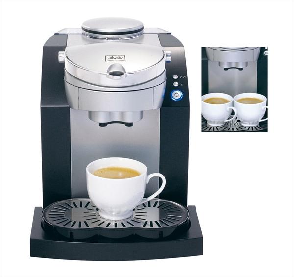 Melitta メリタ コーヒーポッドマシン MKM-112 1杯用 6-0798-0701 FKCH701