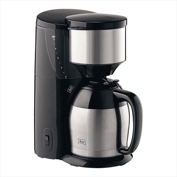 メリタジャパン メリタ コーヒーメーカー アロマサーモ 10カップJCM-1031SZ 6-0798-0401 FKCJ601