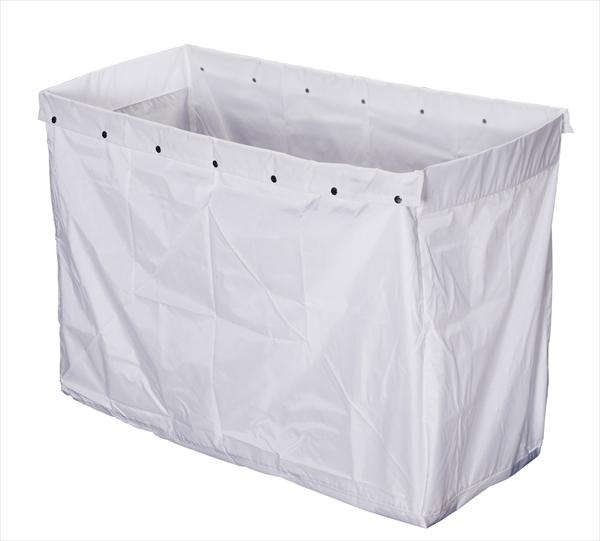 山崎産業 リサイクル用システムカート専用収納袋 360L ホワイト 6-1240-0203 KKC2903