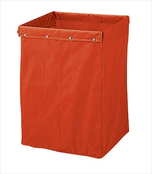 山崎産業 リサイクル用システムカート専用収納袋 180L レッド 6-1240-0304 KKC3004