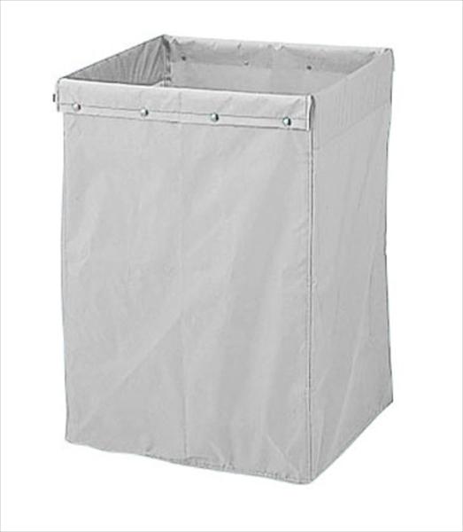 山崎産業 リサイクル用システムカート専用収納袋 180L グレー 6-1240-0302 KKC3002