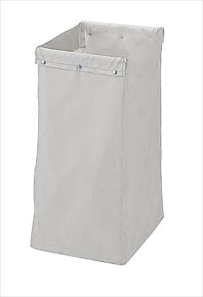 山崎産業 リサイクル用システムカート専用収納袋 120L グレー No.6-1240-0402 KKC3102