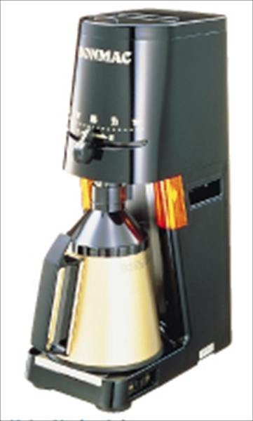 ラッキーコーヒーマシン ボンマック コーヒーカッター BM-570N-B FKC60 [7-0856-1201]