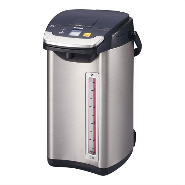 タイガー魔法瓶 タイガー 蒸気レスVE電気まほうびん PIE-A500(5.0L) 6-0785-0801 BMH3001