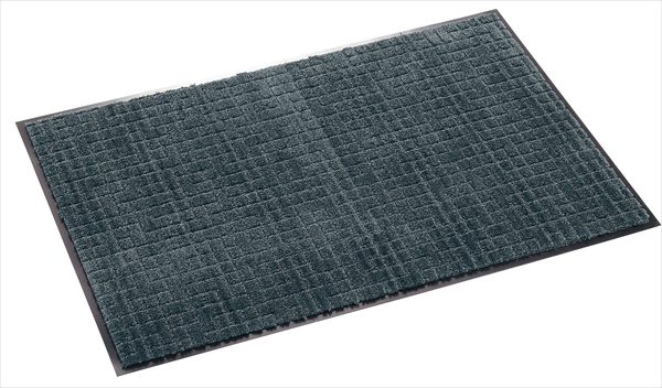 テラモト ネオレインマット 900×1500 グレー KMTJ204 [7-1358-0804]