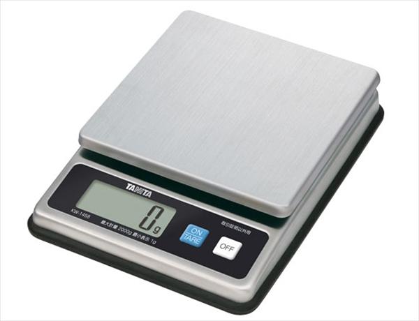 タニタ タニタ ステンレス デジタルスケール KW-1458 取引証明以外用 No.6-0539-0101 BHKB601