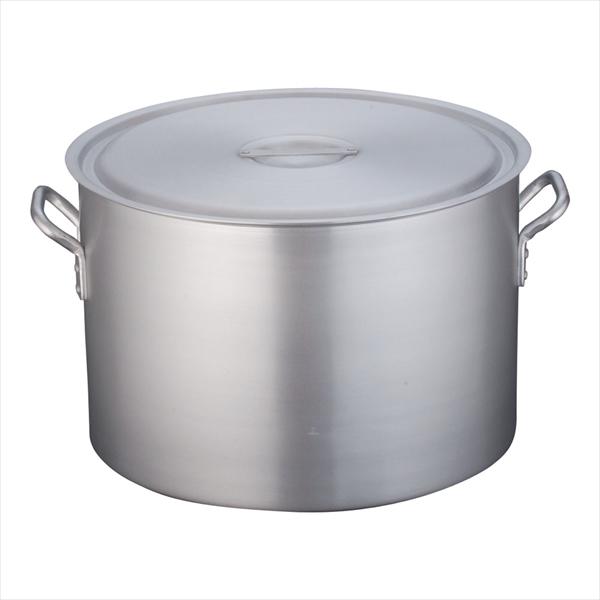 遠藤商事 半寸胴鍋 アルミニウム(アルマイト加工) (目盛付)TKG 51 6-0035-0212 AHV6251