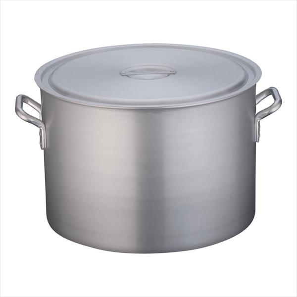 遠藤商事 半寸胴鍋 アルミニウム(アルマイト加工) (目盛付)TKG 54 6-0035-0213 AHV6254
