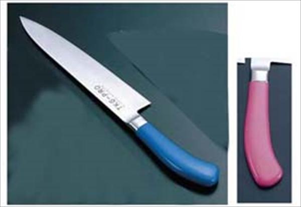 遠藤商事 TKG PRO 抗菌カラー 牛刀 24 ピンク 6-0308-0515 ATK4315