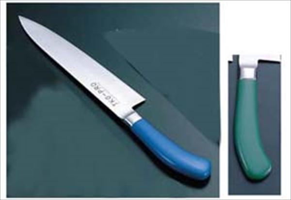 遠藤商事(TKG) TKG PRO 抗菌カラー 牛刀 24 グリーン ATK4317 [7-0316-0223]