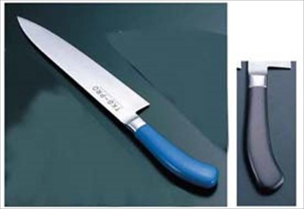 遠藤商事 TKG PRO 抗菌カラー 牛刀 27 ブラック 6-0308-0524 ATK4324