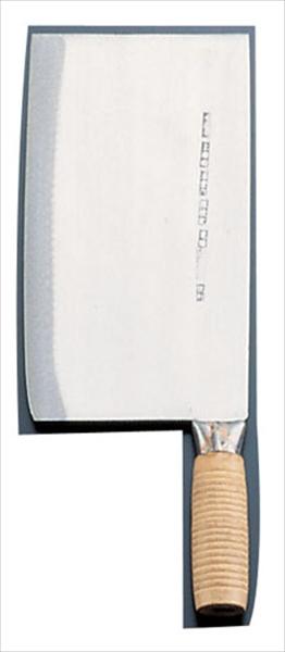 シルバーシャイン バーベキューチョッパー(焼猪刀2号) 陳枝記 中華庖丁 ATY66 [7-0321-2801]