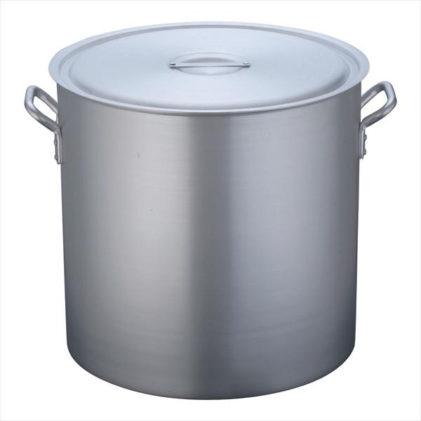遠藤商事 寸胴鍋 アルミニウム(アルマイト加工) (目盛付)TKG 51 6-0035-0112 AZV6351