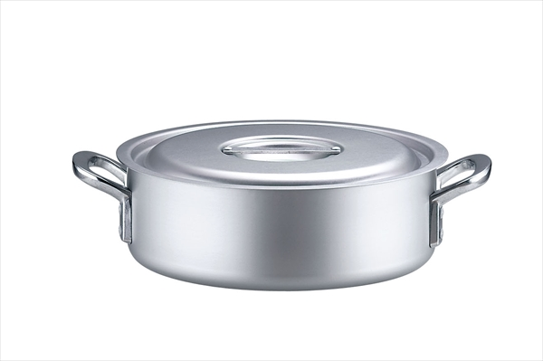 遠藤商事 (TKG)  TKG アルミニウム 外輪鍋 54 No.6-0035-0312 ASTM212