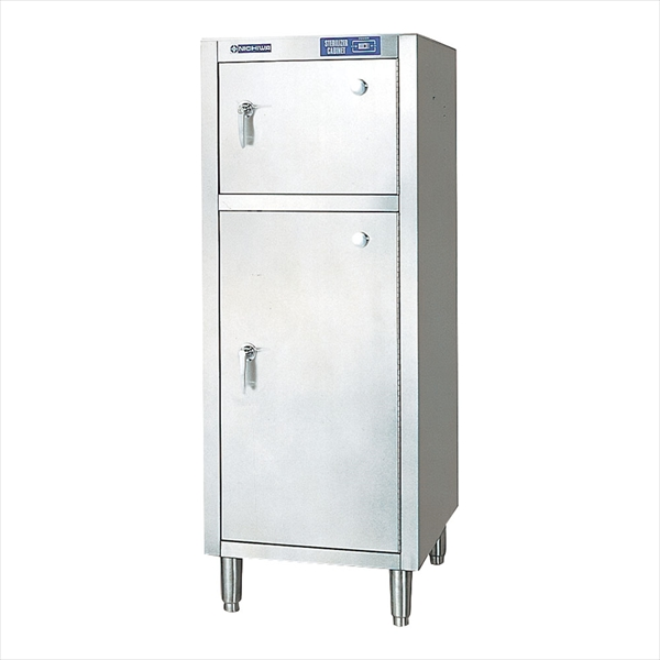 ニチワ電機 電気庖丁・まな板殺菌庫 SC-15516  6-0354-0307 AHU42155