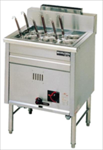 マルゼン 角槽型ラーメン釜 MRK-066B 都市ガス 6-0663-0402 ALC042
