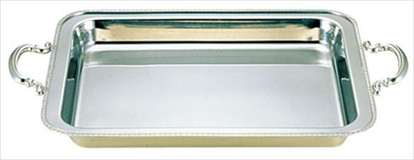 三宝産業 UK18-8ユニット角湯煎用 フードパン 深型  28インチ NYS1728 [7-1527-0405]