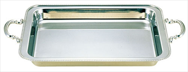 三宝産業 UK18-8ユニット角湯煎用 フードパン 深型  30インチ NYS1730 [7-1527-0406]
