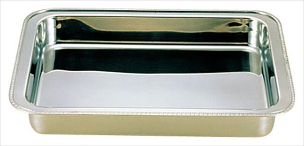 三宝産業 UK18-8ユニット角湯煎用 ウォーターパン   30インチ NYS2030 [7-1527-0307]