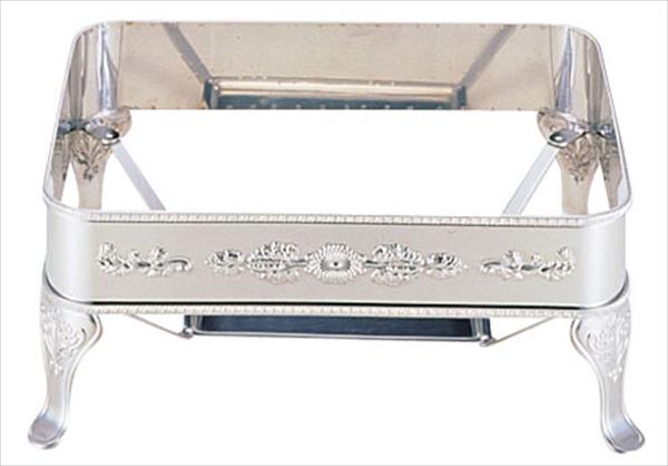 三宝産業 UK18-8ユニット角湯煎用スタンド 鳳凰 22インチ NYS21222 [7-1527-0210]