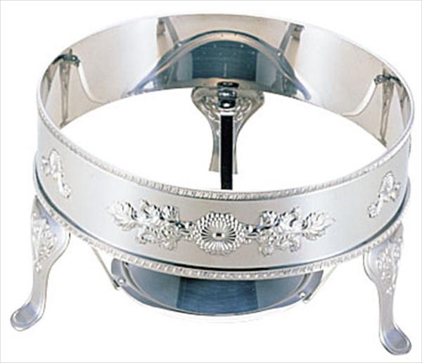三宝産業 UK18-8ユニット丸湯煎用スタンド 菊 18インチ NYS26181 [7-1527-1209]