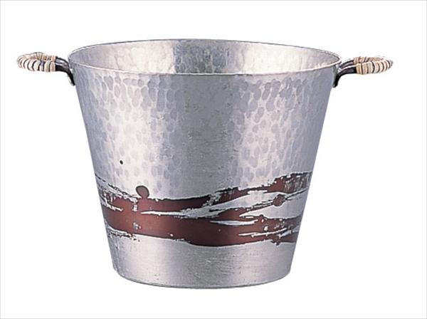 遠藤商事(TKG) 銅錫被 刷毛目アイスペール SG002 RHK9201 [7-1798-1901]