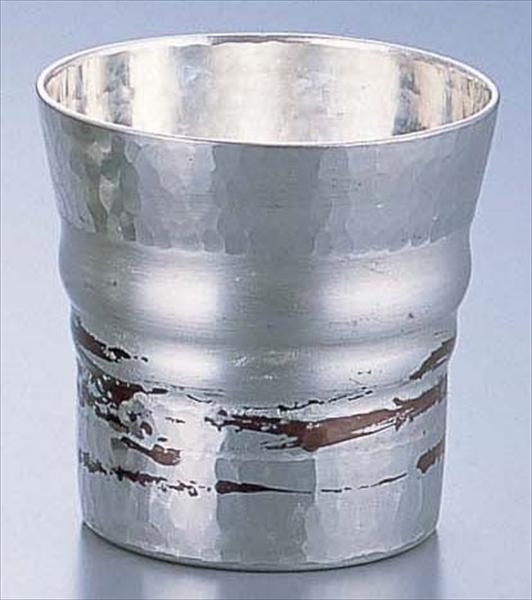 遠藤商事(TKG) 銅錫被 刷毛目ロックグラス SG014 270 RHKA001 [7-2178-2901]