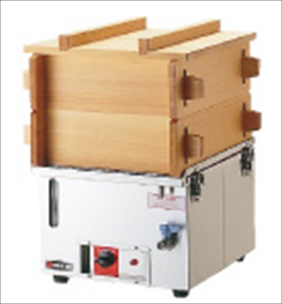 エイシン電機 電気蒸し器 M-11  6-0378-0501 AMSF8