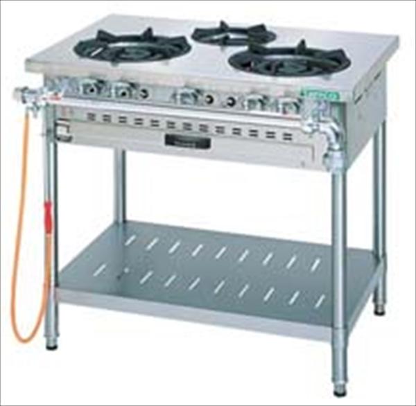 タニコー ガステーブル スタンダードシリーズ S-TGT-90 LPガス 6-0635-0201 DTC3601