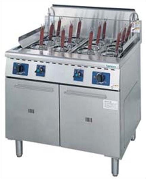 タニコー ガス 角型ゆで麺器 TU-90AWN 都市ガス No.6-0663-0106 AYD2006