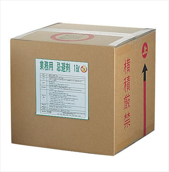 虎変堂 業務用 忌避剤 18L(通常液) XKH0202 [7-2533-0902]