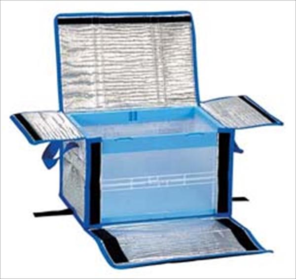 遠藤商事 折りたたみコンテナ用保冷カバー 50L用 6-0168-0901 AOL0301