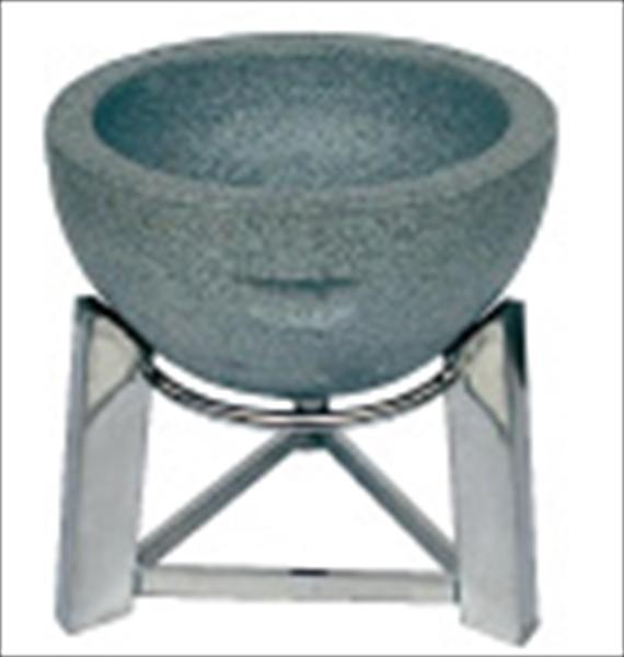 タクミ製作所 餅つき用石臼(スタンド付)  6-0380-0501 AUS04