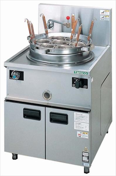 タニコー ガス中華ゆで麺器 TU-2N 都市ガス No.6-0663-0202 AYD1402