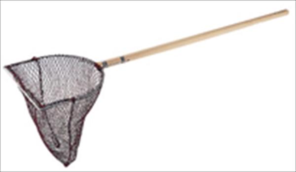 ミネックスメタル 木柄 玉網長三角型(活魚用) 40cm BTM14040 [7-0177-1603]