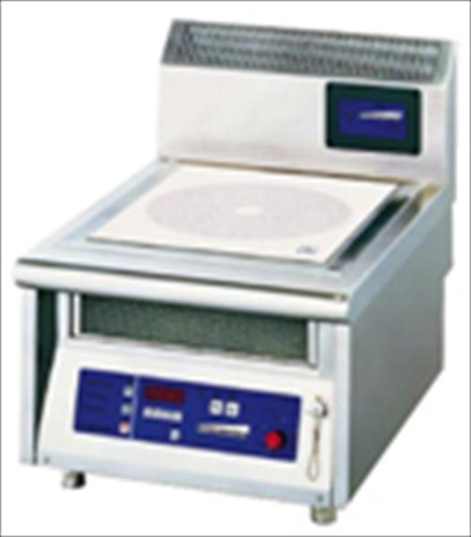 ニチワ電機 電磁調理器卓上タイプ MIR-3T  6-0643-0301 DDV01003