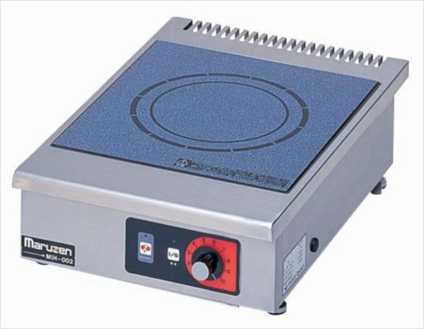 マルゼン 電磁調理器 IHクリーンコンロ卓上型 MIH-02C 6-0644-0101 DDV1801