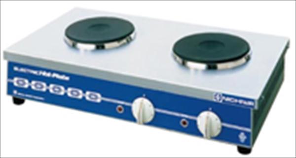ニチワ電機 電気コンロ THP-1W  6-0642-0501 DKV02