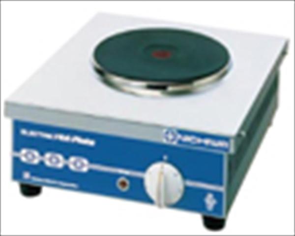 ニチワ電機 電気コンロ THP-2  6-0642-0601 DKV03