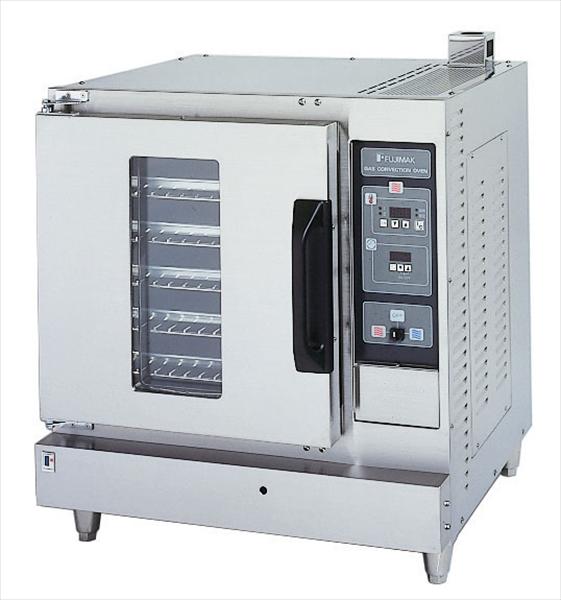 直送品■フジマック ガス式ハーフサイズコンベクションオーブン FGCO100 都市ガス DOC0702 [7-0668-0202]