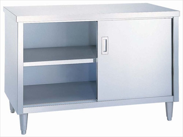 シンコー シンコー E型 調理台 片面 E-18090 6-0715-0118 DTY0618
