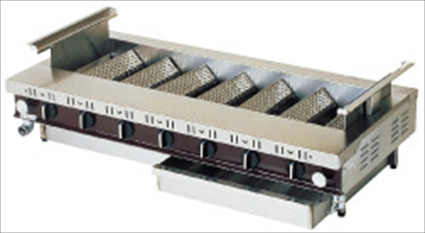 建厨 ローストクックS型 S-3C 都市ガス 6-0677-0102 DYK132